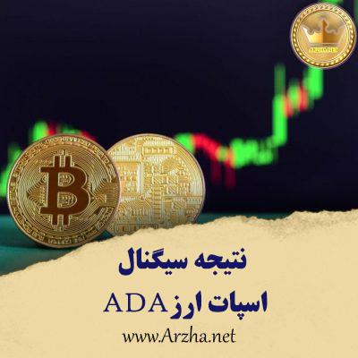 سیگنال ارز دیجیتال ADA